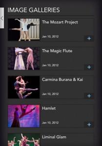 Ballet Austin - Photo Gallery